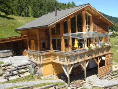 Davos: Lux.Ferienchalet 7 Pers
